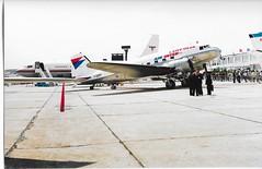 F-GDPP Douglas DC-3 Air Inter (graham19492000) Tags: fgdpp douglas dc3 airinter c47