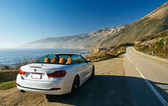 Cruising on Highway 1 (szeke) Tags: bmw convertible pch