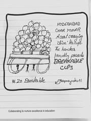#inktober #inktober2018 #breakable (syadav6367) Tags: inktober inktober2018 breakable