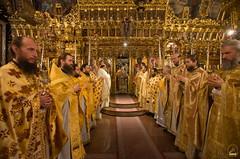 028. Божественная литургия в Киккском монастыре 03.11.2018