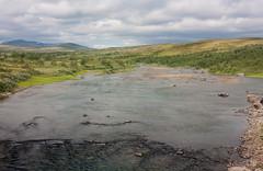 IMG_4964-1 (Andre56154) Tags: schweden sweden sverige wasser water fluss river landschaft landscape himmel sky wolke cloud fjäll