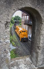 Anderson (WillJordanPhoto) Tags: trains pickens railroad south carolina u18b