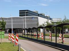 Amsterdam Airport Schiphol (januszsl) Tags: terminal flughafenterminal lotnisko airport flughafen aéroport street ulica strasse rue calle via thenetherlands nederland niederlande paysbas holandia northholland noordholland noardholland nordholland hollandeseptentrionale europa europe haarlemmermeer netherlands