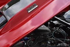 383 Stroker (Hi-Fi Fotos) Tags: 383 stroker crate engine motor custom aftermarket kit chevy upgrade resto mod hood scoop power nikkor 50mm nikon d7200 dx hififotos hallewell