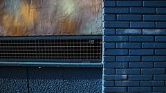(Amataki) Tags: amataki bilbao la casilla pared urdiña azul blue