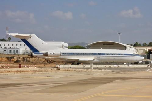 9Q-CMC 727-100 Faro 12.9.18