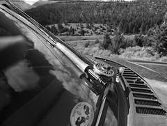 Windshield Fly Rod (david.sarian) Tags: montana film flyfishing monochrome blackandwhite