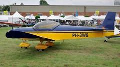 PH-3W8 - Zenair CH.601UL Zodiac   Schaffen Diest (V77 RFC) Tags: august2010