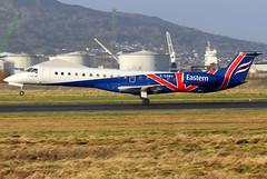 G-CGWV_07 (GH@BHD) Tags: gcgwv embraer erj145mp erj145 erj t3 eze easternairways bhd egac belfastcityairport regionaljet airliner aviation aircraft