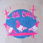 Pasted paper by Tinou [Lyon, France] thumbnail
