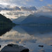 Padarn lake  reflection