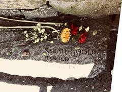 Boston, MA #cemeteries #tombstones #boston #salem #witches #travellife  #solotravel #gigilovestotravel #paulrevere #samadams #salemwitches #bostonmassacre (Catherine M Anderson) Tags: cemeteries tombstones boston salem witches travellife solotravel gigilovestotravel paulrevere samadams salemwitches bostonmassacre