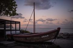 jana, the boat (Rafael Zenon Wagner) Tags: boot dämmerung ostsee stimmung nikon d810 sigma 35mm art boat twilight baltic mood