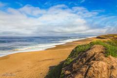 North Beach (buffdawgus) Tags: canon1585mmusmis california pacificcoast marincounty pointreyes pacificocean pointreyesnationalseashore lightroom6 canon7d californiacoast topazstudio seascape landscape northbeach