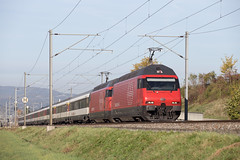 double bubble (daveymills37886) Tags: sbb re 460 014 094 sissach baureihe bombardier
