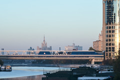 QWZ04213 (qwz) Tags: hartbleimc28150mm hartblei150mm skyscraper москва moscow architecture river bridge cityscape