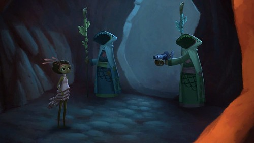 Broken Age Vella Screenshot