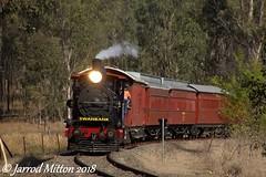 Box Flat (Mittens_97) Tags: qpsr swanbank steam steamtrain pb15 448 queenslandpioneersteamrailway queensland