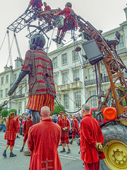 LITTLE BOY STOP 4 (CloudBuster) Tags: liverpool liverpools dream royal de luxe france nantes united kingdom culture october 2018 giant spectacular