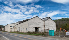 Cannery Demolition-Westfield PA (dfbphotos) Tags: 2018 october fall tioga westfield tiogacounty places cannery buildingsarchitecture abandonedbuilding pa usa