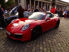 Porsche 911 GTS Targa (Rudy Pické) Tags: car porsche