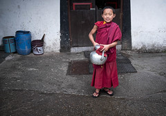 anyone for tea.jpg (Gerrykerr) Tags: ngc travel india young buddhism tibetan darjeeling 2018 places