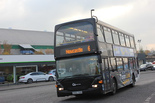Go north east 6124 GX03SUU