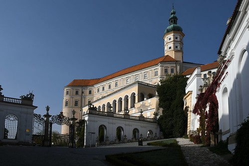 Mikulov, Schloss (18. Jhdt.)