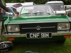 1972 VW K70 (mangopulp2008) Tags: 1972 vw k70 enfield car pageant 2015