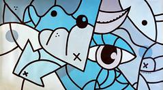 ottograph painting - treble - acrylic and ink on canvas - 85x155 cm #ottograph 2018 (ottograph / ipainteveryday.com) Tags: ottograph amsterdam paint kmdg graffiti streetartistry streetart popart art kunst canvas painting urbanart handmade gallery freehand urbanwalls design drawing ink illustration wijdesteeg linework graphic murals artist artgallery acrylic museum painter kmdgcrew 500guns street draw colorful sketch color inspiration doodle creative artoftheday artistic artsy photooftheday love instadaily worldofartists likeforlike followforfollow beautiful bestartfeature photography instaartist instanerd instacool