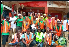 liberia90 (Let's Do It World) Tags: wcd2018 liberia worldcleanupday letsdoitworld cleanup streetwork tshirts