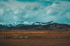Winter Blues (miss.interpretations) Tags: landscapes canon snowymountains snow rachelbrokawphotography coloradomountains colorado mountain winterblues winter