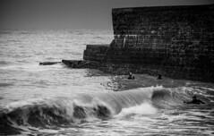 NU8A9532 (felt_tip_felon®) Tags: surf brighton beach surfsup bodyboarding bodyboard ocean plasticfreesea tide waves break shore seaside palacepier albionbeach