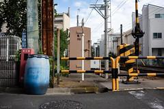 街 (fumi*23) Tags: ilce7rm3 sony 35mm sonnartfe35mmf28za sel35f28z tokyo street alley a7r3 emount ソニー 街 墨田区 東京 rail