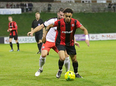 Lewes 2 Kings Langley 1 FAC replay 26 09 2018-134.jpg (jamesboyes) Tags: lewes kingslangley football nonleague soccer fussball calcio voetbal amateur facup tackle pitch canon 70d dslr