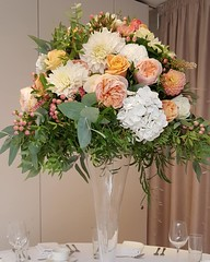 Peach, perfect peach! I truly loved this wedding @moddershalloaks and all of the different Luxury roses we used including the gorgeous  David Austin Garden roses. #parsleyandsagewedding #moddershalloaksweddingvenue #moddershalloaks #moddershalloakswedding (parsleyandsage11) Tags: davidaustinroses flowerdaily davidaustin weddingseason flowerart moddershalloaksweddingvenue flowerdome wedding2018 weddingbells moddershalloakswedding moddershalloaks weddingtableideas weddingtabledecor parsleyandsagewedding weddinginspo