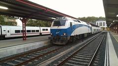A punto de iniciar viaje (javivillanuevarico) Tags: galicia trenes 333405 renfe