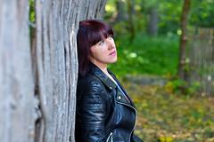 DSC_0968 (dmitriy1968) Tags: portrait портрет nature природа erotic sexsual эротично отдых путешествия outdoor beautiful girl wife люди people придонье девушка summer солнечный день day лес forest dress