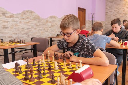 Grand Prix Spółdzielni Mieszkaniowej w Szachach Turniej VII-91