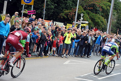 AWP Tour of Britain  Radcliffe on Trent 13 (Nottinghamshire County Council) Tags: tob nottinghamshire cycling race bicycles tourofbritain 2018 notts bike westbridgford tour britain