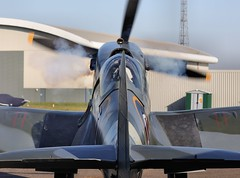 Supermarine Spitfire TR Mk IX SM520 G-ILDA Lee on Solent Airfield 2018 (SupaSmokey) Tags: supermarine spitfire tr mk ix sm520 gilda lee solent airfield 2018