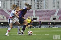 _DSC0037 (VAVEL España (www.vavel.com)) Tags: fcb barcelona barça femenino rayo liga goleada fútbol football futfem