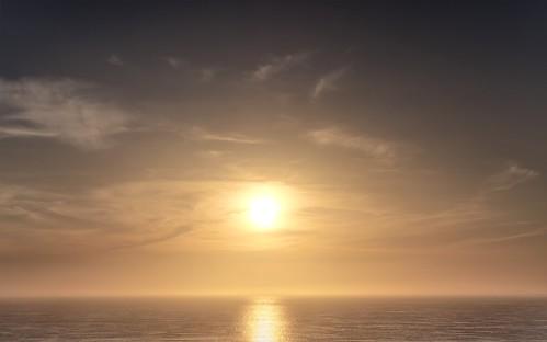 Sunset, St John's Point, Caithness