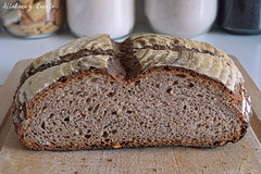 Sourdough bread (Akane86) Tags: sourdough masamadre sauerteig brot backen pan panarra panadería bread baking baker homemade