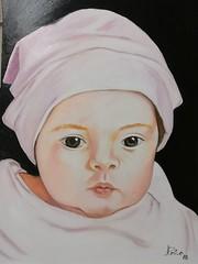 ADELE (cicipeis) Tags: adele cicipeisart oilpainting bimbadisardegna sardegnaart peopleofalghero artistisardegna artartofimagesoil portrait