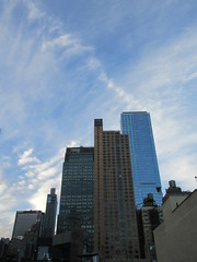 IMG_2860 (Brechtbug) Tags: 2018 october clouds virtual clock tower from hells kitchen clinton near times square broadway nyc 10152018 new york city midtown manhattan spring springtime weather building dark low hanging cloud hell s nemo southern view ny1rain