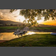 _IMG_1209-pimp2_cut (daniel kuhne) Tags: weserradweg outdoor nature hdr sunset niedersachsen beautiful water