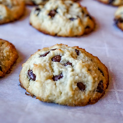 2018.10.21 Low Carbohydrate Chocolate Chip Cookies, Washington, DC USA 06710