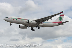 DSC_8724Pwm (T.O. Images) Tags: odmed mea middle east airlines airbus a330 lhr london heathrow