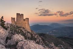 Il castello di Rocca Calascio (SDB79) Tags: castello rocca calascio abruzzo gransasso panorama cultura monumento rovine tramonto